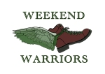 Logo Design for Weekend Warriors Club at Drexel University